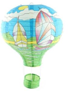 EbuyChX hot air balloon pattern  tissue papers