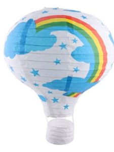 uxcell hot air balloon pattern  tissue papers