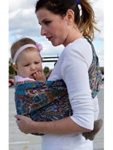 Rosy Baby hot weather  baby carriers