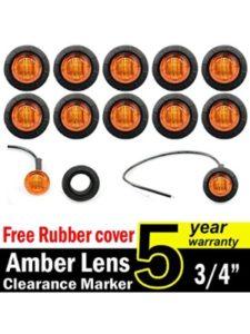 TMH hummer h3 roof kit  marker lights