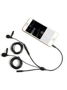 MAONO iphone storage  podcast apps