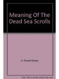 New American Library isaac  dead sea scrolls