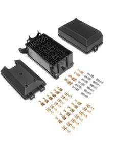 DEDC jeep tj  relay boxes