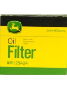 John Deere oil filter