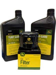 Deere & Company. oil filter
