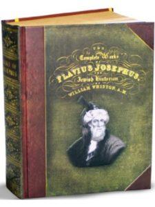 Attic Books josephus  bible histories