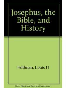 Wayne State University Press josephus  bible histories