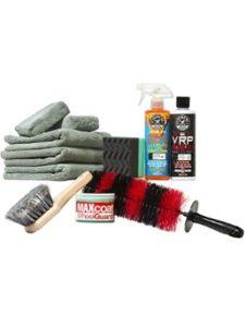 Chemical Guys kit  chrome wheel cleanings