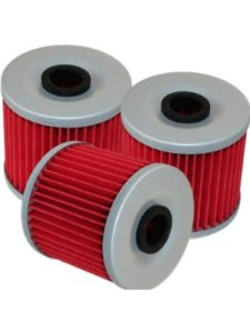 Caltric klr 650  oil filters