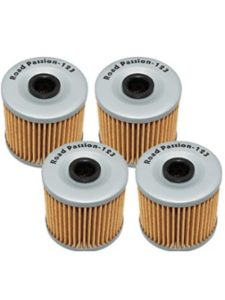 Road Passion klr 650  oil filters