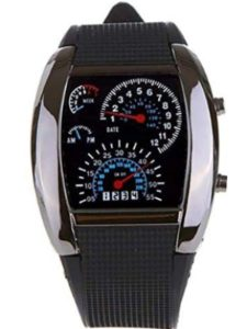 Keller & Weber led  speedometer watches
