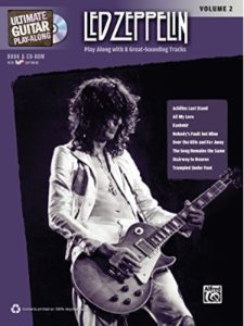 Alfred Music    led zeppelin guitar tabs