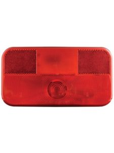 Optronics lens replacement  trailer tail lights