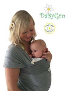 DaisyGro library  baby carriers