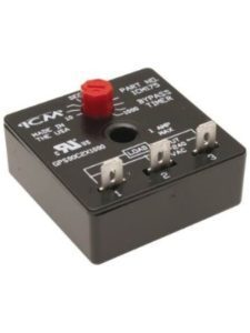 ICM Controls lockout  low pressure switches