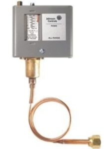 Johnson Controls Inc lockout  low pressure switches