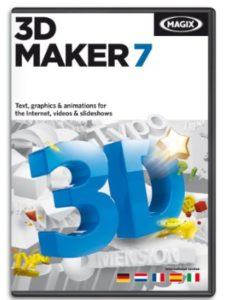 MAGIX maker  3d graphics