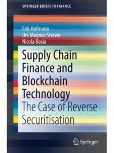 Springer marketing  blockchain technologies