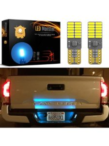 LED Monster mazda 6 wagon  cargo covers