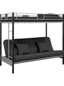 Dorel Home Furnishings metal  bunk bed ladders