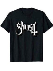 Ghost    metal music clothings