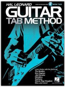 Hal Leonard guitar tab