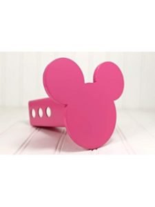 Custom Hitch Covers mickey mouse  trailer hitch covers