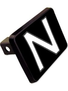 cheapyardsigns monogram  trailer hitch cover