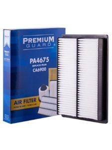 Premium Guard nissan rogue  fuel filters