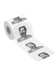 LA Moon's number sign  tissue papers