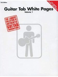 Hal Leonard ohio  guitar tabs
