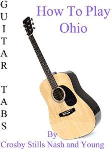 amazon ohio  guitar tabs