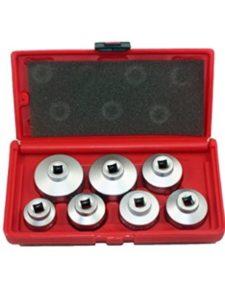 J&R Quality Tools oil filter canister  socket sets