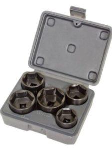 Lisle oil filter canister  socket sets