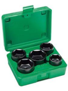 Steel Vision Tools oil filter canister  socket sets