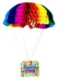 BleuMoo parachute  tissue papers