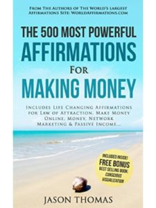 WorldAffirmations.com    passive income network marketings