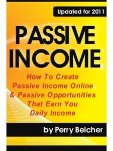 Shoestring Press    passive income opportunities