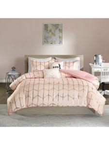 S & E    pastel comforter sets
