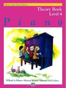 Alfred Music    piano basic theories