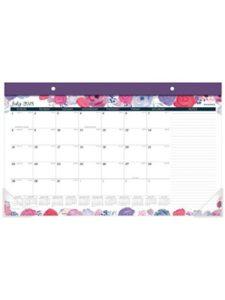 ACCO Brands pink  desk pad calendars