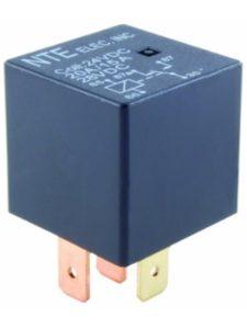 NTE Electronics, Inc. pinout  automotive relays