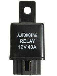 Unknown pinout  automotive relays