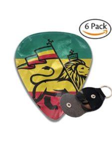 CUTEDAY playing  reggae guitars
