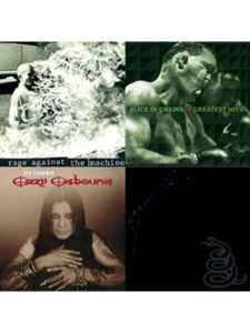 Amazon's Music Experts playlist  metal musics