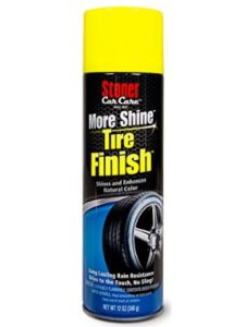 Stoner Car Care plugger stop n go  tires