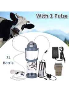 DAVITU portable milker  vacuum pumps