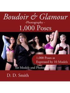 Crash Course Books posing guide  boudoir photographies