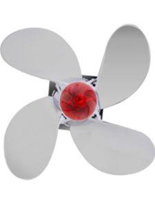 Super Automotive propeller  trailer hitch covers