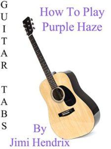 amazon purple haze  guitar tabs